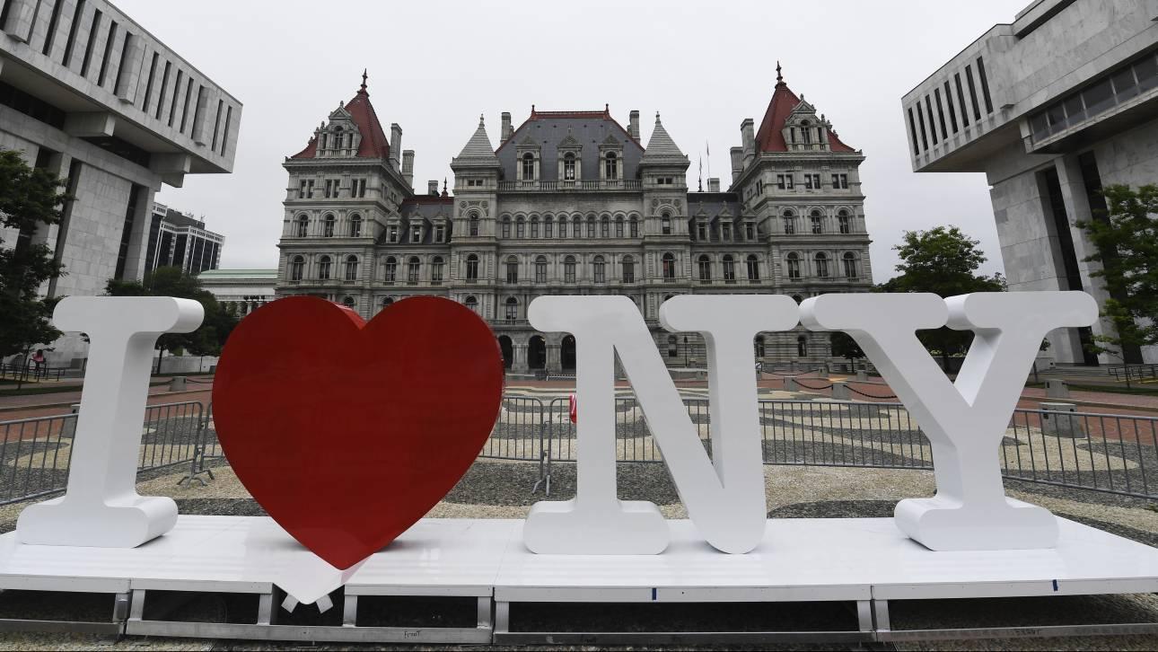 I love NY: Πέθανε ο Μίλτον Γκλέιζερ, γραφίστας του εμβληματικού λογότυπου