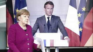 Στο Βερολίνο ο Μακρόν: Στο επίκεντρο η ενίσχυση της διμερούς συνεργασίας