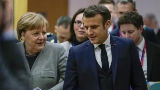 Στο Βερολίνο τα... ηνία της ΕΕ: Οι «καυτές πατάτες» της γερμανικής προεδρίας