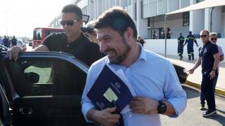 Χαρδαλιάς: Τα αεροδρόμια της χώρας ανοίγουν με όρους ασφάλειας και δημόσιας υγείας