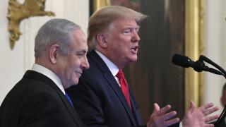 «Ορόσημο» η 1η Ιουλίου για το σχέδιο Τραμπ - Νετανιάχου και τη Μέση Ανατολή