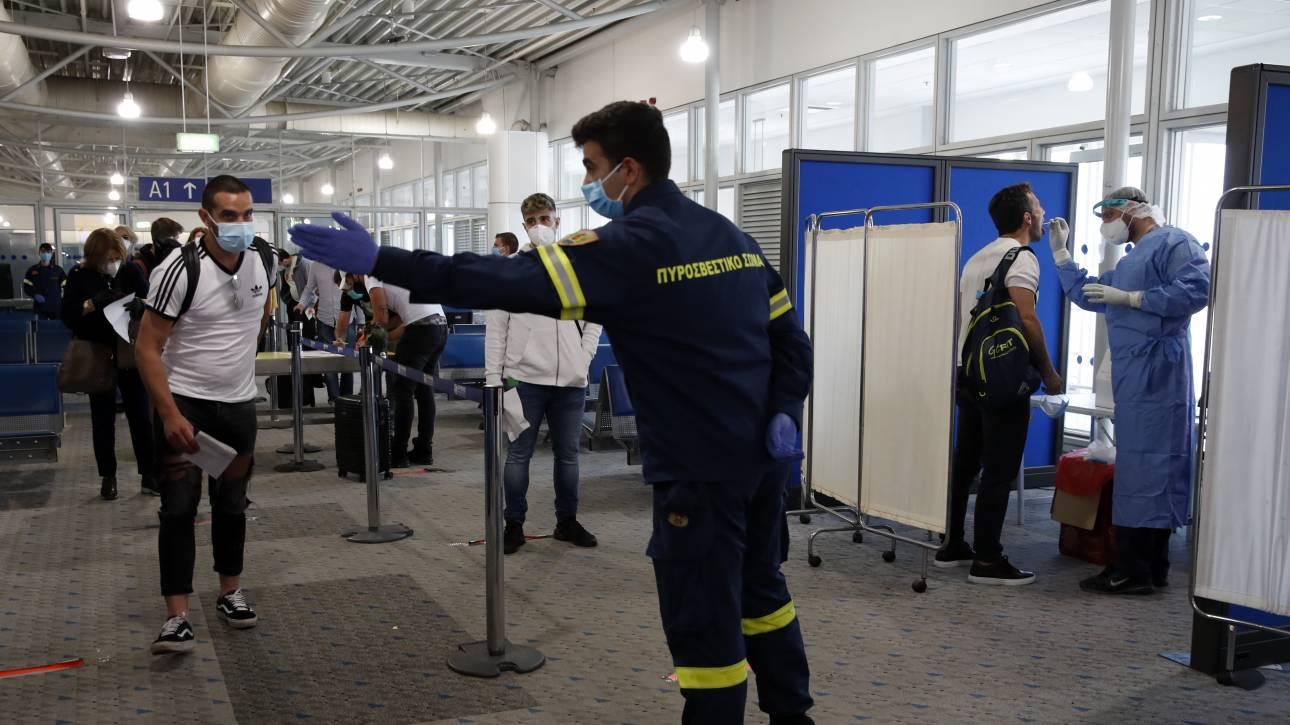 Δημόπουλος στο CNN Greece: Η έξαρση του κορωνοϊού στα Βαλκάνια δημιουργεί ανησυχία