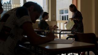 Πανελλήνιες 2020: Τελευταίο μάθημα για τα ΕΠΑΛ σήμερα