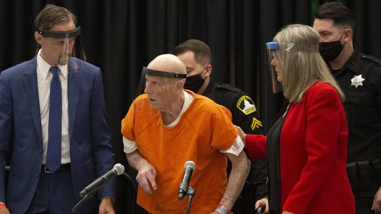 ΗΠΑ: Ένοχος για δεκάδες εγκλήματα δήλωσε ο «δολοφόνος του Γκόλντεν Στέιτ»