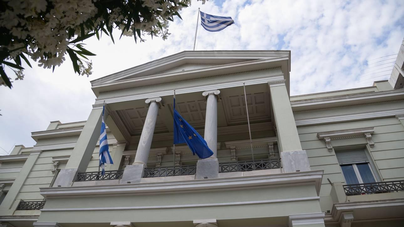 ΗΠΑ – Ελλάδα: Με γνώμονα το διεθνές δίκαιο οι δραστηριότητες των χωρών της Αν. Μεσογείου
