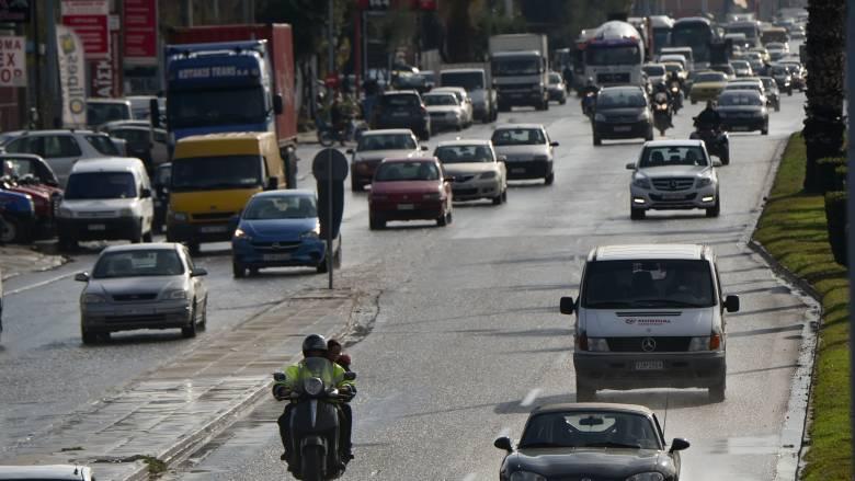 Κυκλοφοριακό «έμφραγμα»: Ποιους δρόμους να αποφύγετε