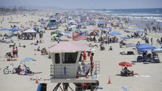 Κορωνοϊος: Δραστικά μέτρα λαμβάνει το Λος Άντζελες - Κλείνει παραλίες για την 4η Ιουλίου