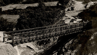 Ήπειρος: Η ιστορία της πρώτης ελληνικής σιδερένιας γέφυρας