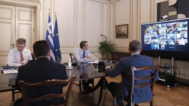 Συνεδριάζει το υπουργικό: Στην «ατζέντα» οι αλλαγές σε ΣτΕ και Άρειο Πάγο
