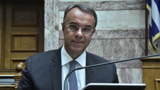 Σταϊκούρας: Οι οκτώ προτεραιότητες της κυβέρνησης στην μετά-κορωνοϊό εποχή