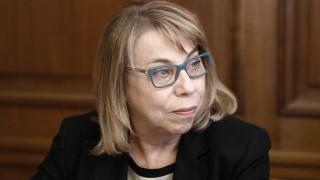 Αγγελική Αλειφεροπούλου: Ποια είναι η νέα πρόεδρος του Αρείου Πάγου