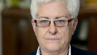 Μαίρη Σαρπ: Ποια είναι η νέα πρόεδρος του Συμβουλίου της Επικρατείας