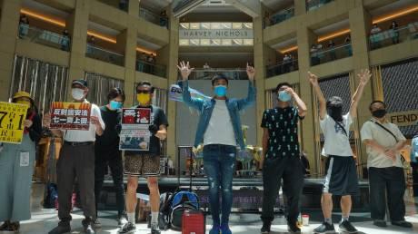 Χονγκ Κονγκ: Εντός της ημέρας τίθεται σε ισχύ ο σαρωτικός νόμος για την εθνική ασφάλεια
