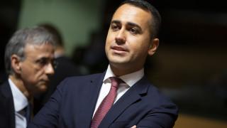 Ντι Μάιο: Να σταματήσουν οι ξένες παρεμβολές στη Λιβύη - Φόβοι για «συριοποίηση»