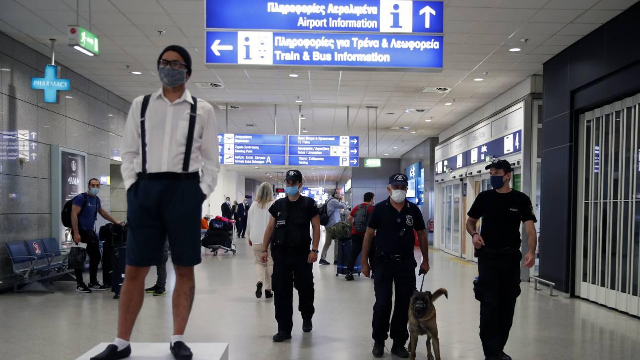 «Άνοιγμα» τουρισμού: Από αυτές τις χώρες θα επιτρέπεται η είσοδος στην Ελλάδα