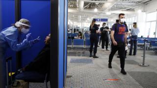 Κορωνοϊός: Εισαγόμενα εννέα από τα 20 νέα κρούσματα - Πού εντοπίζονται τα υπόλοιπα