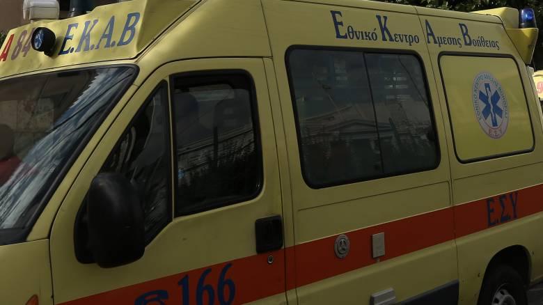 Φθιώτιδα: Αυτοκίνητο παρέσυρε και τραυμάτισε 4χρονο κοριτσάκι