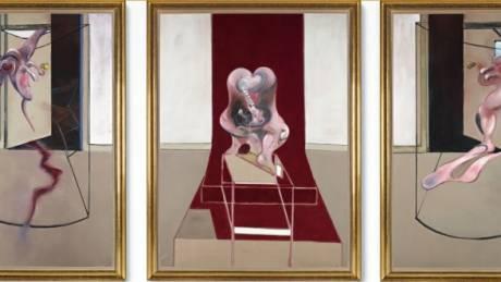 Η νέα εποχή της Τέχνης: 84 εκατ. για πίνακα του Μπέικον στην πρώτη μεγάλη διαδικτυακή δημοπρασία