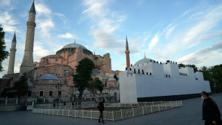 Τούρκος θεολόγος αποκαλύπτει γιατί ο Ερντογάν θέλει να κάνει τζαμί την Αγία Σοφία