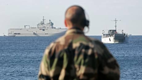 Τούρκος πρέσβης: Η Γαλλία αποχωρεί από τη νατοϊκή επιχείρηση στη Μεσόγειο