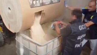 Φορτίο - μαμούθ με «χάπια τζιχαντιστών» κατέσχεσε η ιταλική αστυνομία