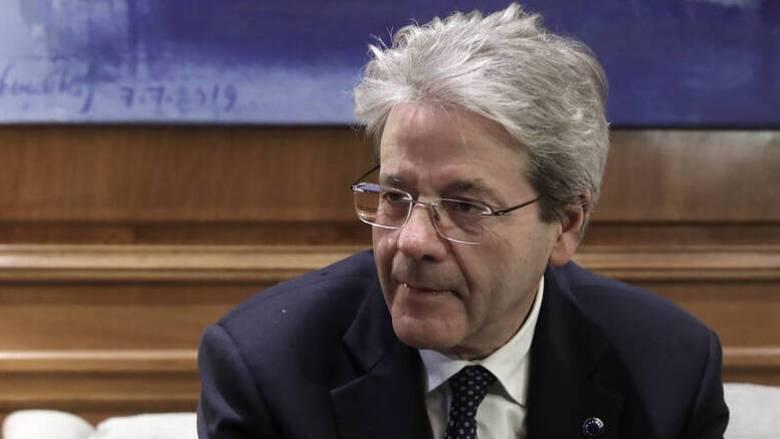 Τζεντιλόνι: Δεν θα συνοδεύεται με προαπαιτούμενα η στήριξη από το Ταμείο Ανάκαμψης