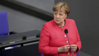 Μήνυμα Μέρκελ στην Άγκυρα: Να μην επαναληφθεί πολιτική στην πλάτη των προσφύγων
