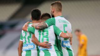 Παναθηναϊκός - Άρης 2-0: Άνοιξαν λογαριασμό στα playoffs οι «πράσινοι»