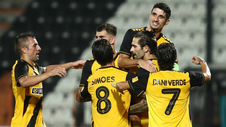 ΠΑΟΚ - ΑΕΚ 0-2: «Κιτρινόμαυρο» το ντέρμπι