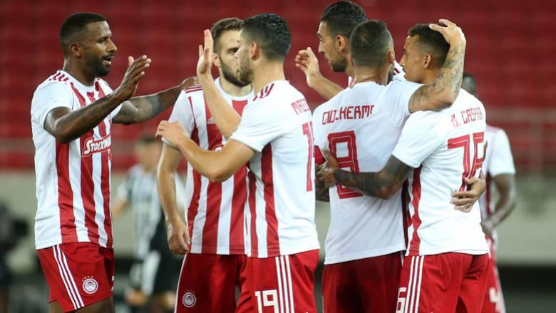 Ολυμπιακός-ΟΦΗ 2-1: Ο Χασάν του έδωσε τη νίκη