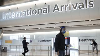 Daily Telegraph: Η Βρετανία θα πάψει να επιβάλλει καραντίνα σε ταξιδιώτες από 75 χώρες