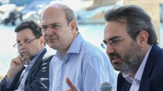 K. Χατζηδάκης: Στόχος του ΕΠΣ για το Μάτι μια νέα βιώσιμη πόλη