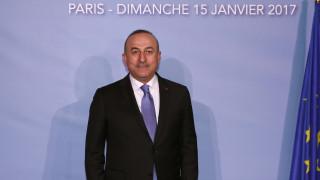 Τσαβούσογλου: H Γαλλία να μας ζητήσει συγγνώμη για το περιστατικό στη Μεσόγειο