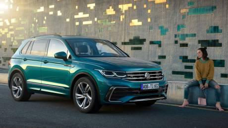 Το πιο δημοφιλές μοντέλο της VW, το SUV Tiguan, ανανεώνεται και γίνεται και υβριδικό