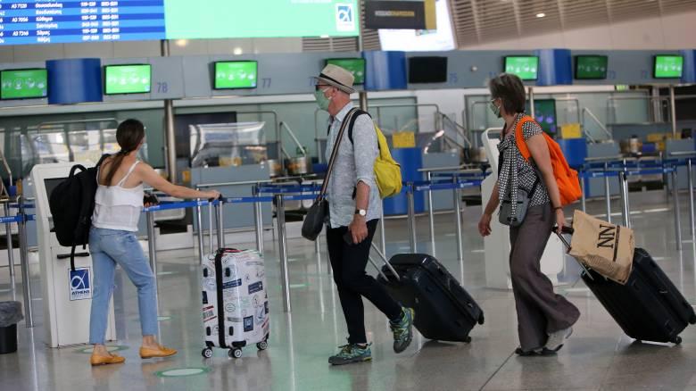Άνοιξε ο τουρισμός: Θετικά τα πρώτα μηνύματα στον Διεθνή Αερολιμένα Αθηνών