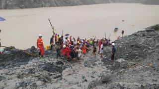 Μιανμάρ: Περισσότεροι από 160 νεκροί από κατολίσθηση λάσπης σε ορυχείο