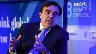 Μ. Σχοινάς στο CNN Greece: Τα ευρωπαϊκά κεφάλαια δεν θα συνοδεύονται από μνημονιακές δεσμεύσεις