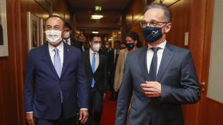 Γερμανία: Η διευθέτηση των τουρκικών γεωτρήσεων στην Αν. Μεσόγειο, προϋπόθεση διαλόγου ΕΕ-Άγκυρας