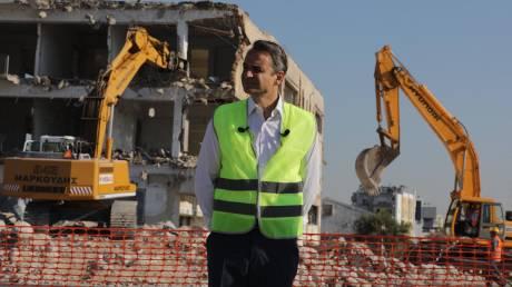 Μητσοτάκης για Ελληνικό: Ο χώρος αυτός θα γίνει μια κυψέλη ανάπτυξης