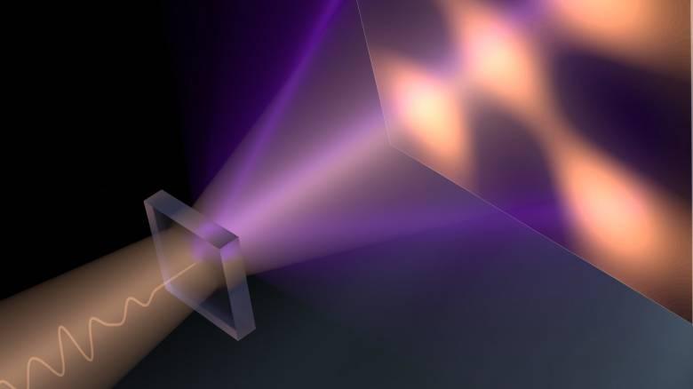 Νέο πανίσχυρο μικροσκόπιο φωτογραφίζει για πρώτη φορά τα ηλεκτρόνια μέσα στα στερεά σώματα