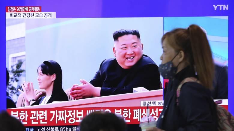 Κιμ Γιόνγκ Ουν- Κορωνοϊός: Αποτρέψαμε πλήρως την εισβολή του ιού στη χώρα