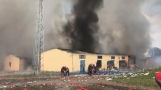 Τουρκία: Έκρηξη σε εργοστάσιο πυροτεχνημάτων