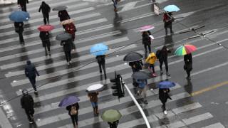 Έκτακτο δελτίο επιδείνωσης καιρού: Βροχές, καταιγίδες και χαλάζι