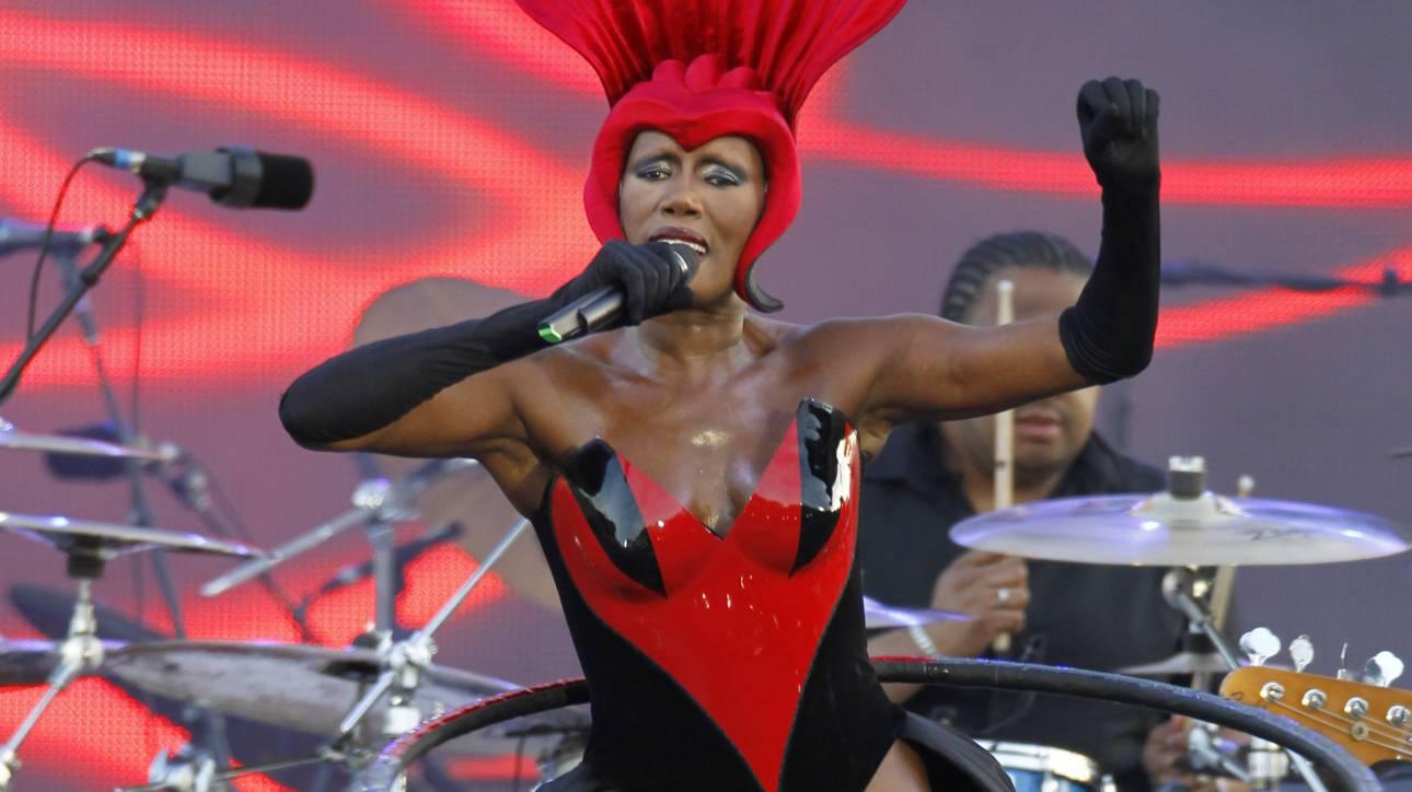 Grace Before Jones: Μια έκθεση για τα πολλά πρόσωπα της θρυλικής τραγουδίστριας