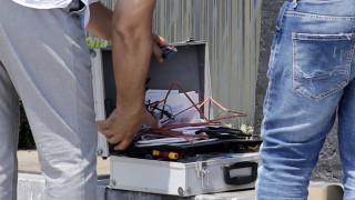 Θεσσαλονίκη: Βαλίτσα με εργαλεία κινητοποίησε την αστυνομία