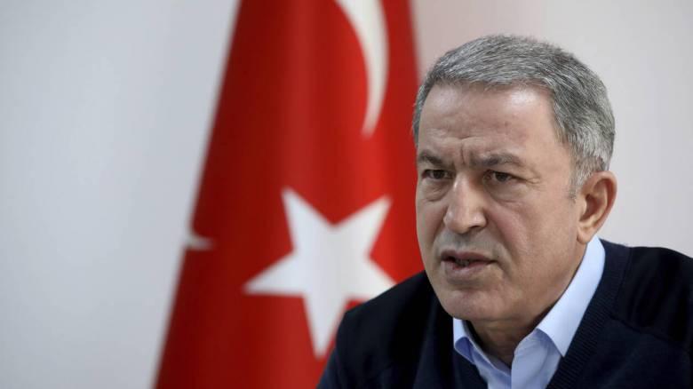 Εκτάκτως στη Λιβύη ο Τούρκος υπουργός Άμυνας Χουλουσί Ακάρ