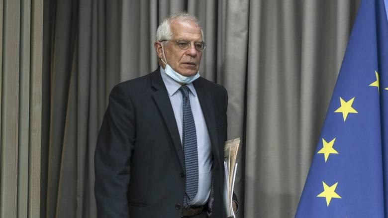 Μπορέλ: Θα ζητήσει αποκλιμάκωση της έντασης κατά την επίσκεψή του στην Άγκυρα