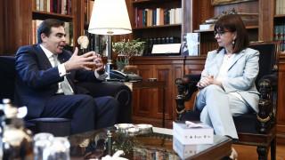 Σακελλαροπούλου: Η πανδημία δοκιμάζει τα αντανακλαστικά της Ευρώπης