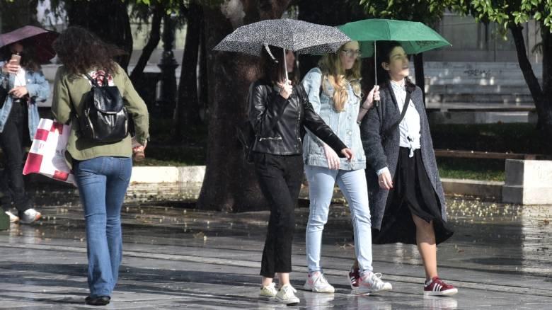 Αλλάζει το σκηνικό του καιρού σήμερα - Πού αναμένονται βροχές και καταιγίδες