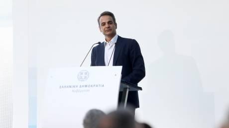 «Ο πρώτος λόγος στις τοπικές κοινωνίες»: Το μήνυμα Μητσοτάκη στο 8th Regional Growth Conference